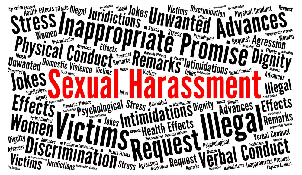workplace sexual harassment attorney