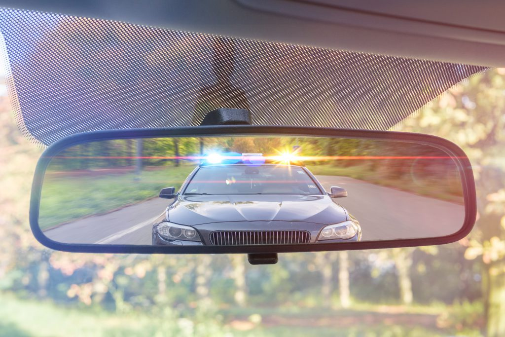 What to Do When a Cop Pulls You Over