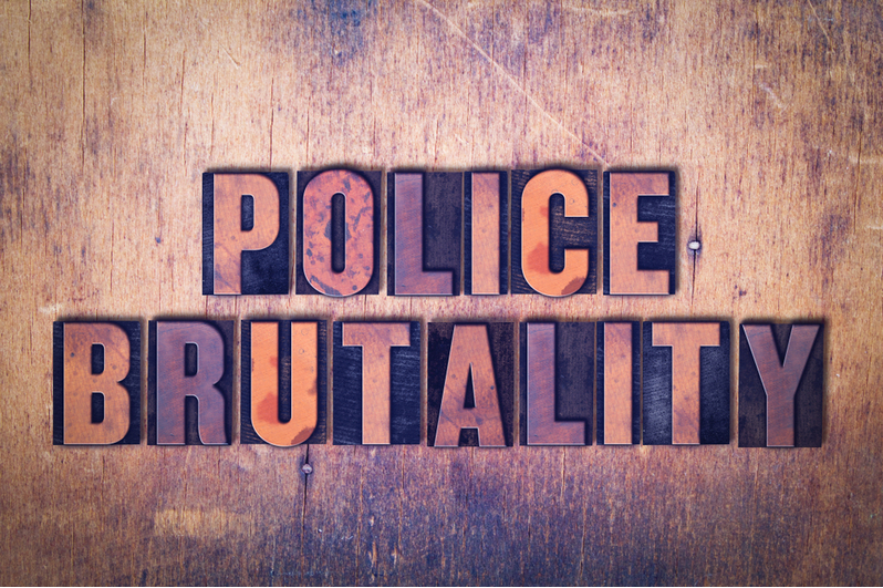 Racial disparities in police brutality cases