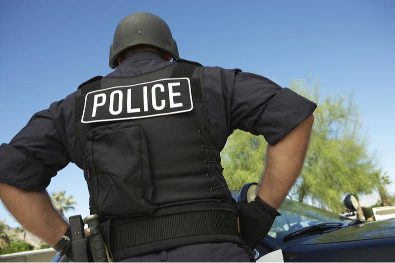 Shielding police records