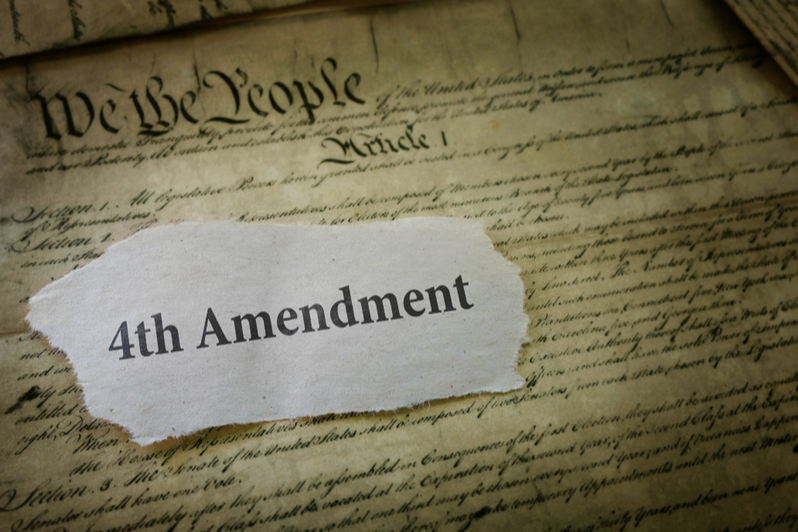 Laws on Unconstitutional Searches