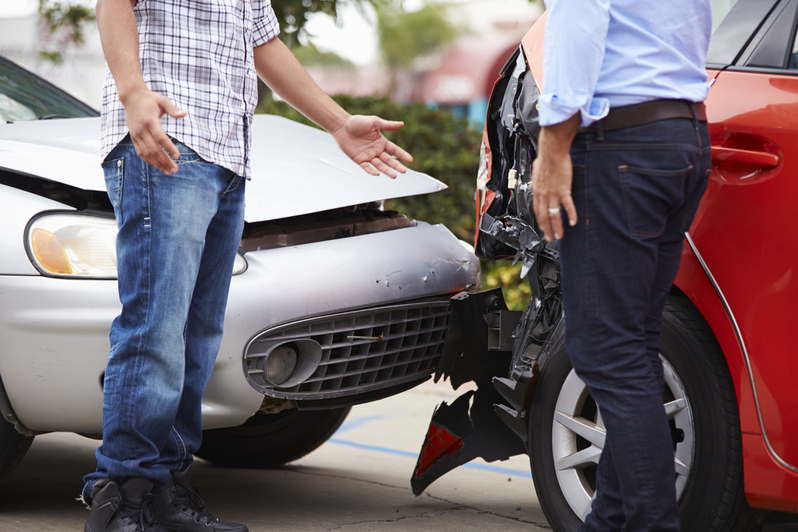 no-fault car accident