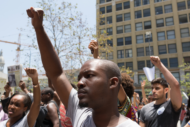 Are Armed Protests By Black Americans Treated Differently