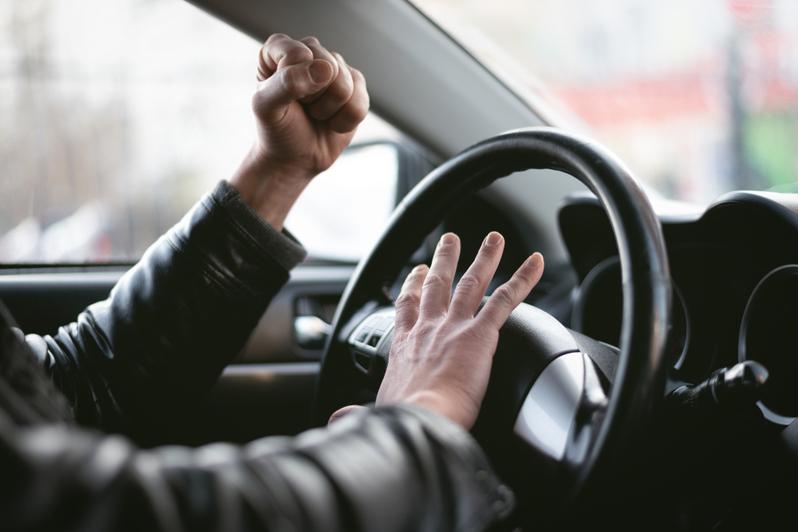 risks of road rage in michigan